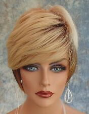 STACKED BOB STYLE WIG ROOTED CLR 3T4.613 SASSY CUTE HOT STYLE US SELL SB284