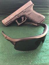 * Vypr Ballistic Sport/Tactical Sunglasses-Subdued Black Frame 2 Lens Kit