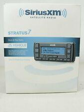 Sirius XM Stratus 7 Satellite Radio Vehicle Kit Portable Dock Antenna Car Truck