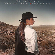 KT Tunstall ‎– Invisible Empire // Crescent Moon Vinyl LP Inc Gatefold NEW