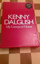 My Liverpool Home SIGNED NUMBERED LIMITED EDITION Kenny Dalglish SLIPCASE SEALED