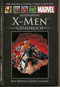 °X-MEN: GEFäHRLICH° Mavel-Comic-Sammlung #39 sammlet Astonishing X-Men 7-12