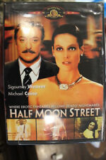 HALF MOON STREET DELETED RARE OOP PAL DVD SIGOURNEY WEAVER & MICHAEL CAINE
