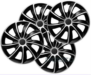 "16"" Vauxhall Vivaro Astra Meriva WHEEL TRIMS COVERS HUB CAPS SET OF 4 x16''"