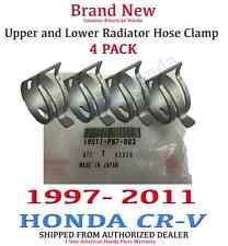 1997 - 2011 Honda CR-V Genuine OEM Honda Radiator Hose Clamp Kit Set of Four