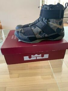 Nike Men's Lebron Soldier 10 Camo