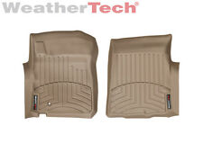 WeatherTech Floor Mats FloorLiner for Ford F-150 Reg Ext Cab 1st Row in Tan