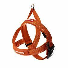 New listing (New) EzyDog Quick Fit Dog Harness, Blaze Orange, Medium