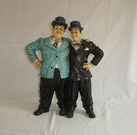 Laurel & Hardy Arm In Arm Statue / Figure