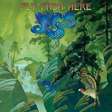 YES-FLY FROM HERE-JAPAN SHM-CD DVD LIMITED ED ADVANCED BONUS TRACK