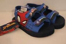 Toddler Boys Spider Man Shoes Small 5 - 6 Sandals Marvel Spiderman Hero Summer