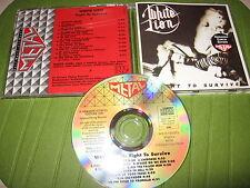 CD WHITE LION - FIGHT TO SURVIVE ARMANDO CURCIO EDITORE