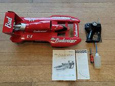 Pro Boat 1/12 Scale Miss Budweiser Hydroplane Nitro Vintage