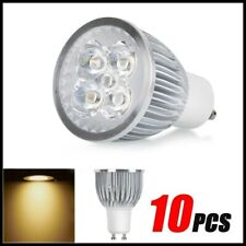 LED Downlight Bulb Globe Lamp Spotlight GU10 15W Warm White (10PCS/SET)