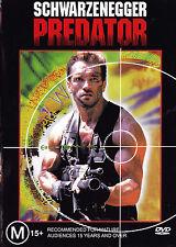 PREDATOR Arnold Schwarzenegger DVD R4 - PAL