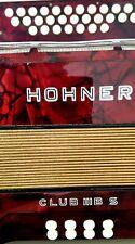 Hohner Knopfakkordeon Club III B S