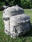 US Army Military Digital ACU Camo Assault 3 Days Molle II Back Pack Ruck Sack GI