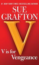 V Is For Vengeance (Thorndike Press Large Print Basic) by Sue Grafton