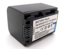 NP-FV70 Battery For Sony HDR-CX130E HDR-CX150E HDR-CX155E HDR-CX160E HDR-CX170E
