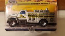 Matchbox Ideal Power Utility Truck New #15
