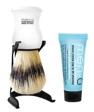 MEN-U - Shaving Brush & Free Shaving Creme