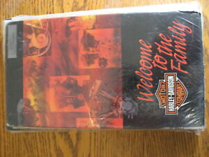 2001 Harley-Davidson FLT Owner's Owners Manual KIT w/ VHS Video NEW