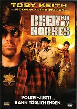 Beer for my Horses , 100% uncut , Region2 DVD , new and sealed !