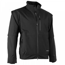New Zero Restriction Men's Gortex Travelers Jacket Choose Size Black 0190