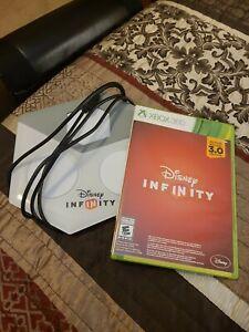 Xbox 360 Disney Infinity 3.0 Game and Base EUC