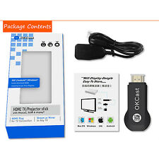 1080P HDMI TV/Projector Stick Dongle DLNA Airplay Miracast WiFi Mirror Display