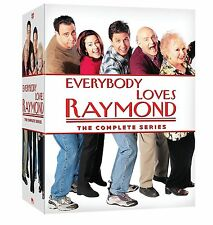 Everybody Loves Raymond: The Complete Series (DVD, 2011, 44-Disc Set)