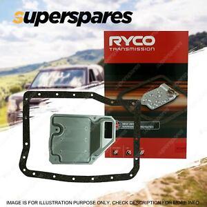Ryco Transmission Filter for Lexus LX470 UZJ100R V8 4.7 Petrol 2UZ-FE A442F