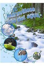 El maravilloso ciclo del agua (Mi Biblioteca de Ci