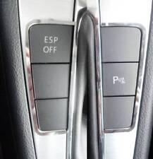 D VW Passat 3C Chrom Rahmen für Schalter ESP Edelstahl poliert