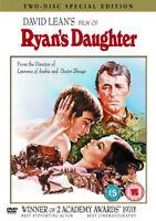 Ryan's Daughter DVD (2006) Sarah Miles, Lean (DIR) cert 15 2 discs ***NEW***