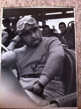 Jose Froilan Gonzalez Ferrari F1 Portrait Signed Photograph 2 **Large 16 x 12**