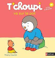 T'choupi VA sur le Pot (thierry Courtin) | Nathan