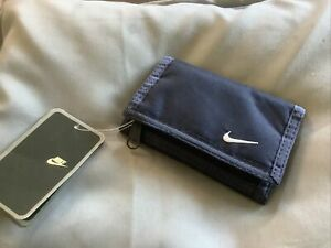 Nike Blue  Wallet New With Tags