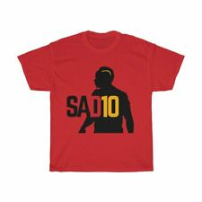 Liverpool FC - Custom T-shirt - SAD10 - Black & Yellow