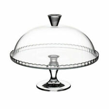 Pasabahce 95200 Patisserie Service Plate with Lid