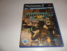 PlayStation 2  PS 2  SOCOM II: U.S. Navy SEALs