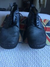 Patrick cox wannabe casual grey ankle boots 8/42