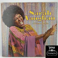 Sarah Vaughan – A Time In My Life 1971 Original lp MRL 340 - Jazz/Funk - EX