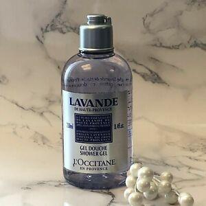 NEW L'occitane Lavande Shower Gel 8.4 oz Original Lavender Formula France