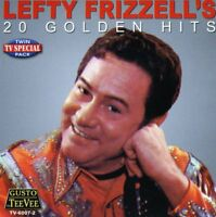 Lefty Frizzell - 20 Golden Hits (CD Used Like New)