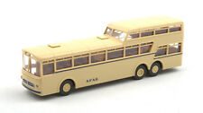 "Brekina HO 1:87 Bus/Coach - Mercedes-Benz O 317 ""AFAG"" 6101 *BOXED*"