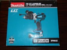 Makita 18-Volt LXT Lithium-Ion 1/2 in. Cordless Hammer Driver/Drill XPH03Z