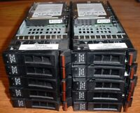 "Lot of 10  Seagate 10K 900GB SAS 2.5"" Hard Drives IBM 85Y6274 9WH066 ST900MM0006"