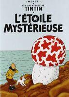 Tintin   L'étoile mystérieuse   DVD Neuf sous blister