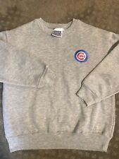 Youth Chicago Cubs Sweatshirt Size Youth Medium ( 7/8) Preowned